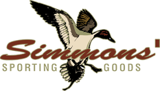 Simmons Sporting Goods coupon codes