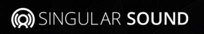 Singular Sound coupon codes