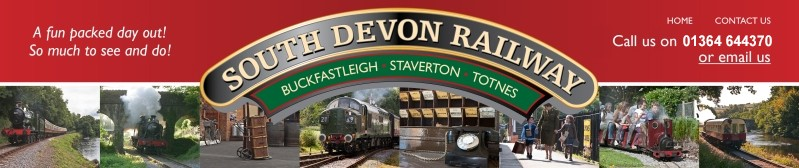 South Devon Railway discount codes