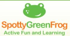 Spotty Green Frog