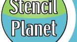 Stencil Planet