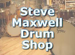 Steve Maxwell Vintage and Custom Drumss