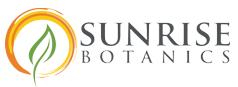 Sunrise Botanics discount code