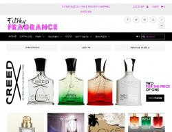 Filthy Fragrance Coupon