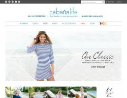 Cabana Life Coupons 2018