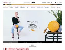FashionValet Discount Code 2018
