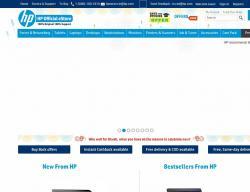 HP India Coupon