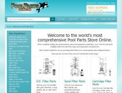 Pool Parts Online Coupon