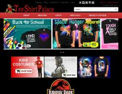 Tee Shirt Palace Coupon 2018