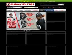 Fairway Golf USA Coupon