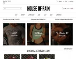 House of Pain Coupon 2018