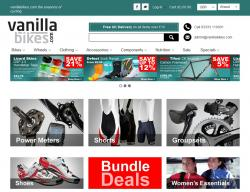 Vanilla Bikes Discount Code