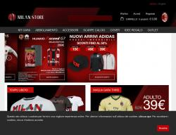AC Milan Store Coupon