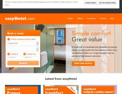 easyHotel Discount Code