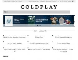 Coldplay Coupon Code 2018