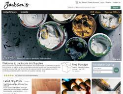 Jackson's Art Supplies Discount Codes