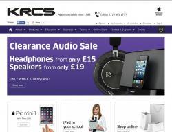 KRCS Discount Code