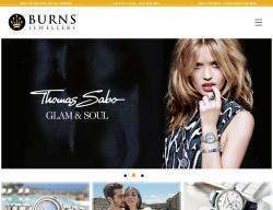 Burns Jewellers Discount Code