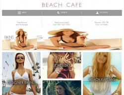 Beach Cafe Voucher Code 2018