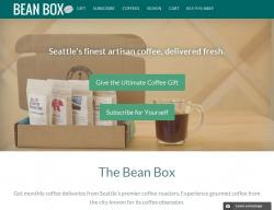 Bean Box Promo Codes & Coupons