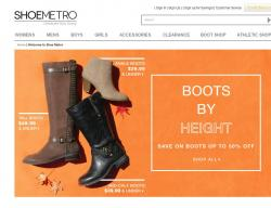 Shoe Metro Promo Codes