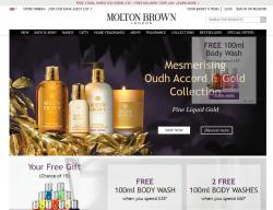 Molton Brown Promo Codes 2018