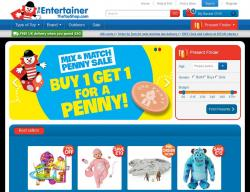 The Toy Shop UK Discount Code