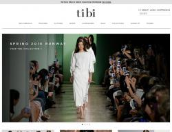 Tibi.com Coupon Codes 2018