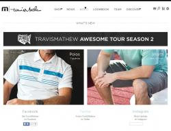Travis Mathew Promo Codes 2018