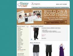 Happy Chef Uniforms Promo Codes