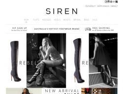 Siren Coupons