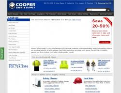 Cooper Safety Supply Coupon Codes 2018