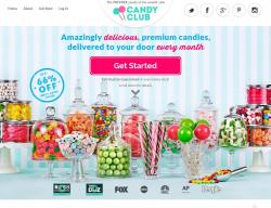 Candy Club Promo Codes 2018