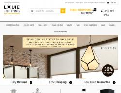Louie Lighting Promo Codes