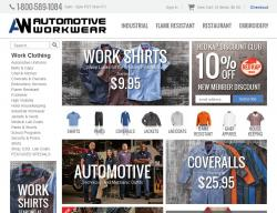 Automotive Workwear Coupon Codes