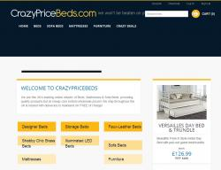 Crazy Price Beds Discount Code 2018