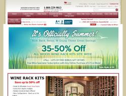 Wine Cellar Innovations Coupon Codes