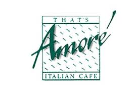 That's Amore Italian Cafe Coupons
