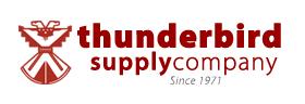 Thunderbird Supply coupon codes