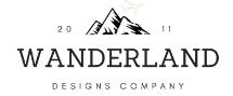 Wanderland Designs discount code