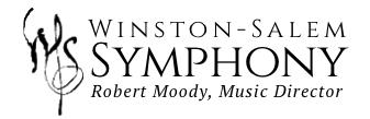 Winston-Salem Symphony Coupon Codes