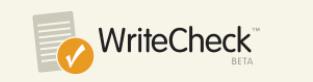 WriteCheck promo codes