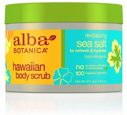 Alba Botanica Hawaiian Body Scrub