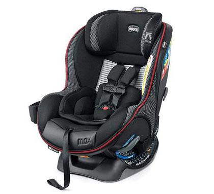 Chicco NextFit Max Zip Air Convertible Car Seat