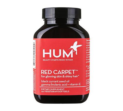 HUM Nutrition Red Carpet Hair & Nails Formula