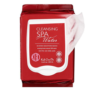 Koh Gen Do Cleansing Spa Water Cloths (3-pack)