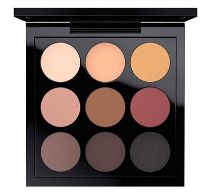 MAC Cosmetics Times Nine Eyeshadow Palette