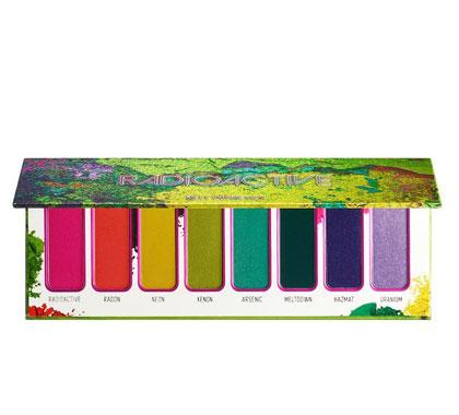 Melt Cosmetics Radioactive Pressed Pigment Palette