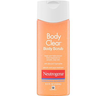 Neutrogena Body Clear Oil-Free Body Scrub