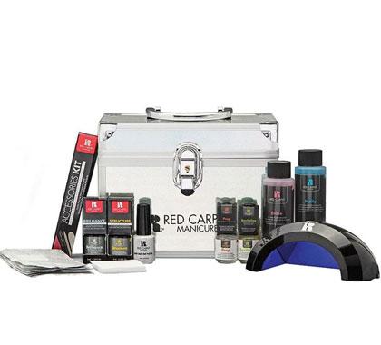 Red Carpet Manicure Pro 45 Train Case
